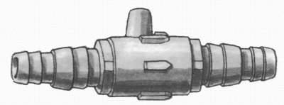 Антисифонный клапан для шлангов