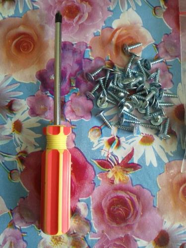 Саморезы для ремонта стиральной машины
