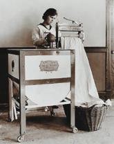 Стиральная машина в 1920-е годы