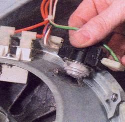 Замена неисправного терморегулятора