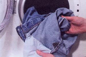 Выверните одежду наизнанку