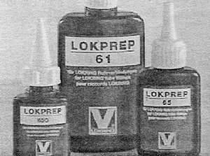 Варианты упаковки герметика LOKPREP