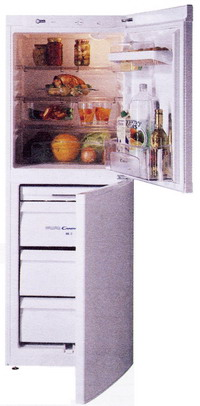 Комбинированный холодильник-морозильник