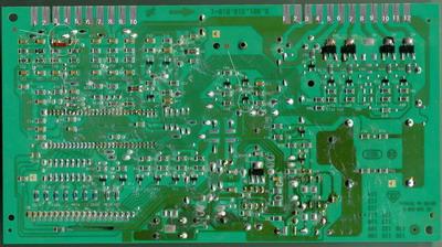 Модуль управления холодильника Bosch KGU 3201