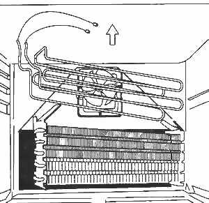 подъем нагревательного элемента
