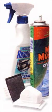 Чистящие средства для духовок