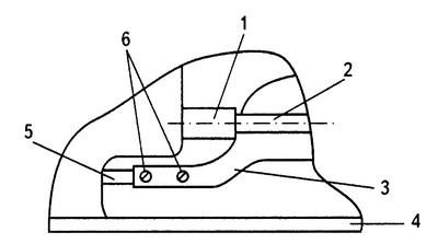 Устройство для регулировки иглы в игольной пластине