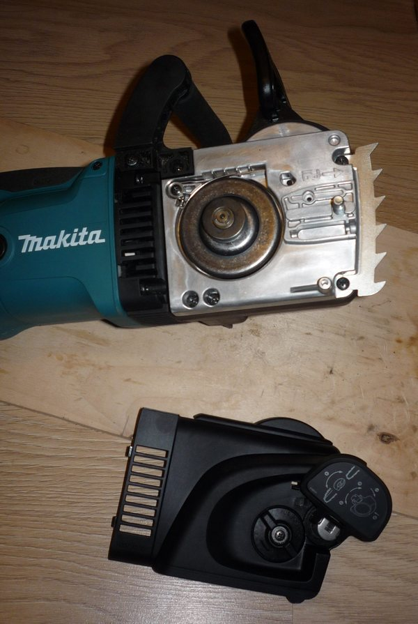 Макита uc3520a ремонт своими руками