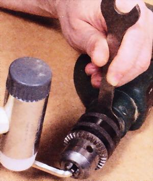 пристрій дрилі