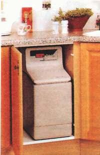 Установленный домашний декарбонизатор