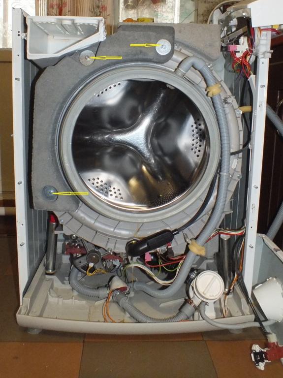 Разборка стиральной машины hansa своими руками 58