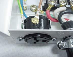ушильные шкафы Bosch оборудованы розеткой NEMA 6-15R