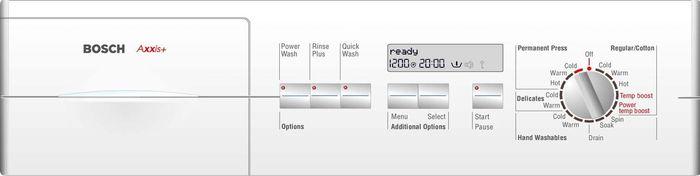 Передняя панель стиральной машины WFR 2460UC