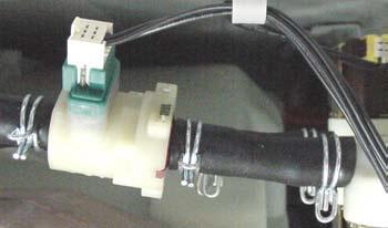 Расходомер стиральной машины