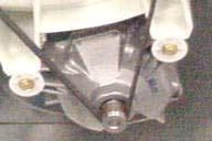 Электровигатель привода барабана
