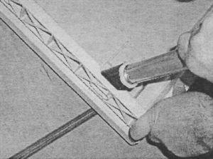 Извлечение амортизатора из резинового блока