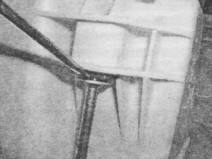 Извлечение резиновой втулки амортизатора