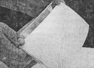 Замена передней панели бункера для моющих средств