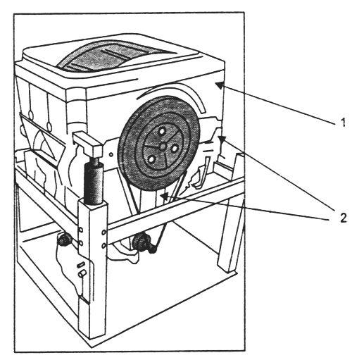 Ремонт стиральной машины автомат горение своими руками