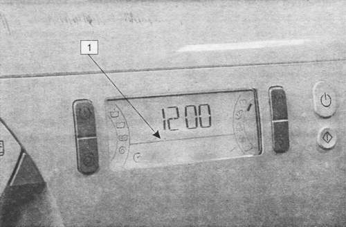 Передняя панель СМ EVO с дисплеем (линейка AVD)