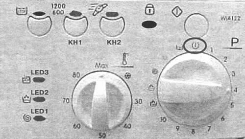 Передняя панель СМ EVO-II (линейка Low-End)