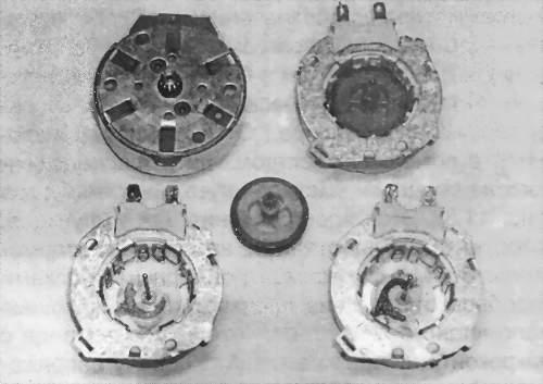 Типы синхромоторов