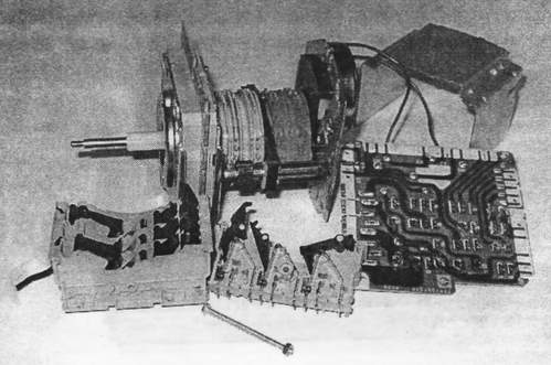 Программатор с печатной платой — тип 2