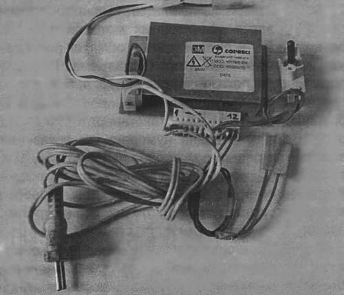 Модуль для проверки моторов