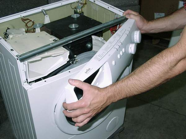 Ремонт стиралки своими руками фото