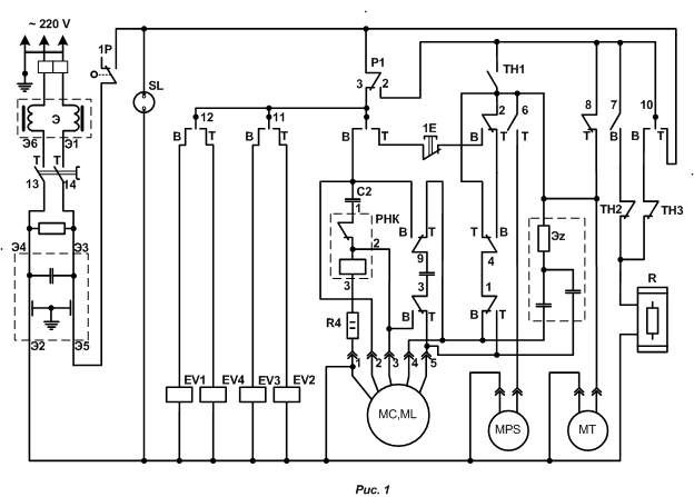 MC, ML.  MPS.  Основным преимуществом машины является полная автоматизация режимов стирки, включая предварительную и...